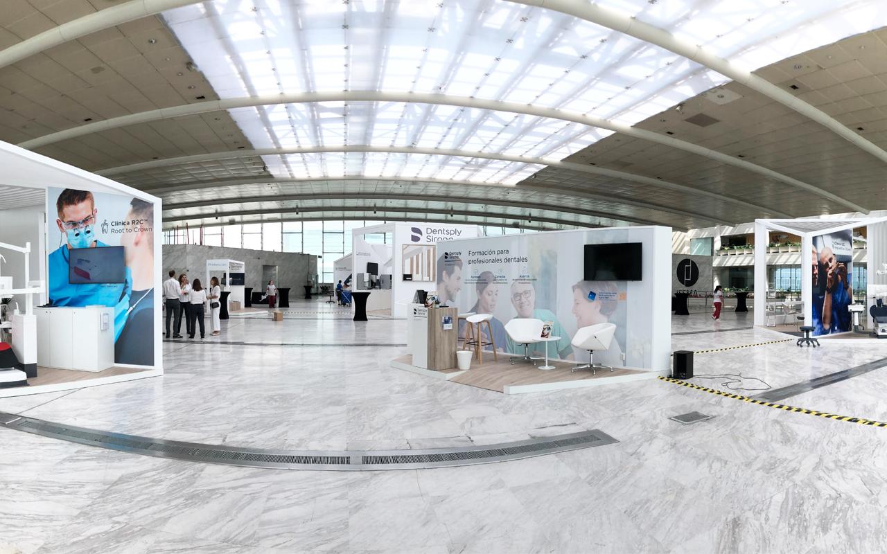 Diseño y construcción de stands Madrid