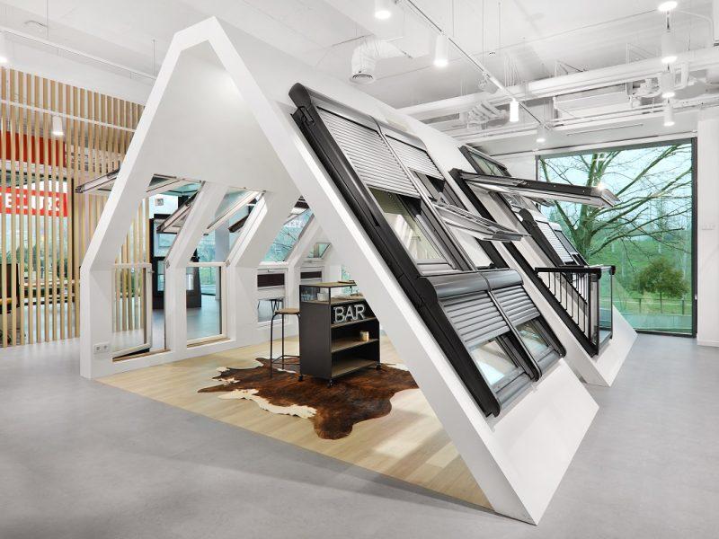Diseño y construcción de espacios comerciales