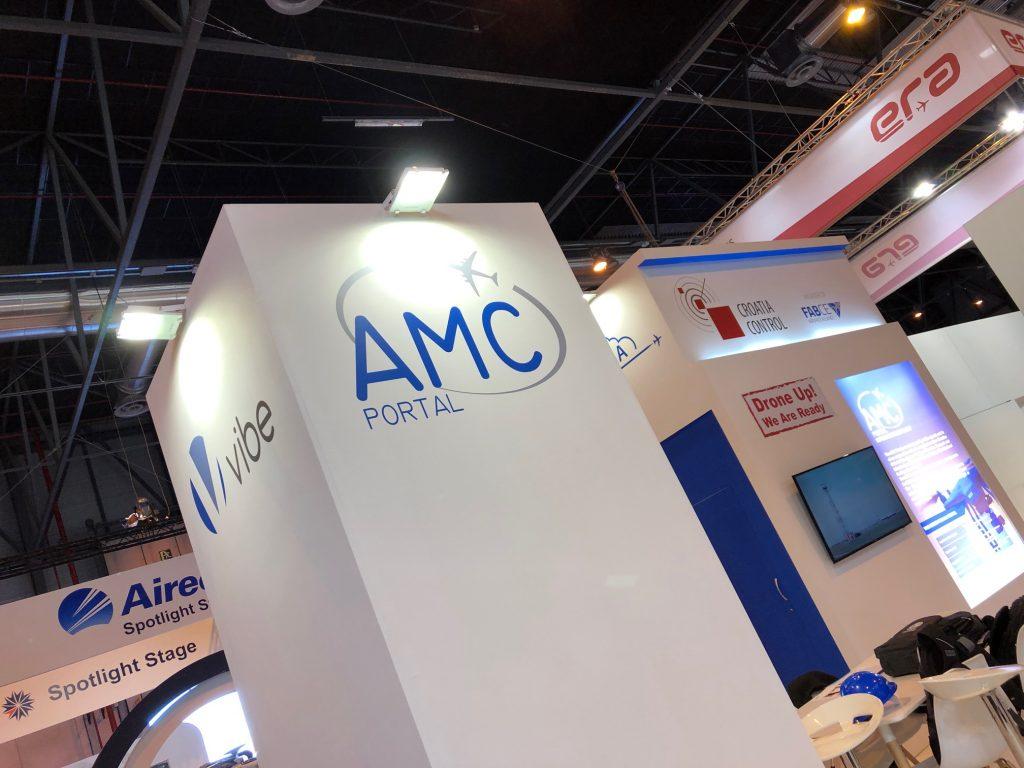 Diseño de stand en World ATM Congress
